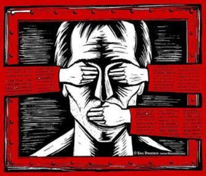Simbolo mondiale della censura